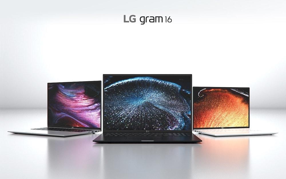 LG Gram 16Z90P: La laptop más ligera del mundo