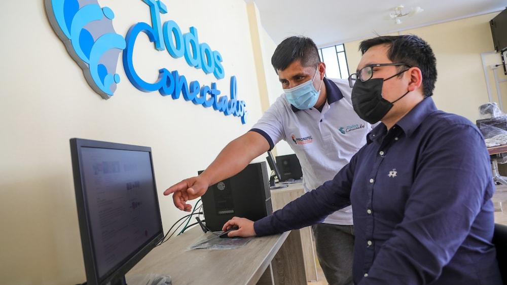 Cajamarca accede a herramientas digitales