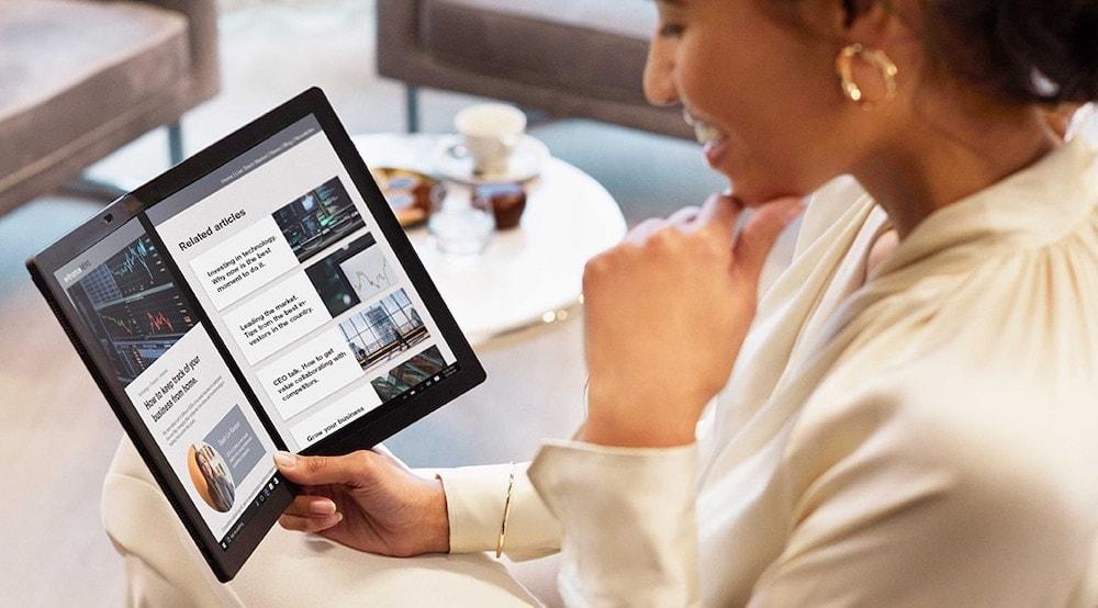 ThinkPad X1: La propuesta de Lenovo para cada tipo de trabajo