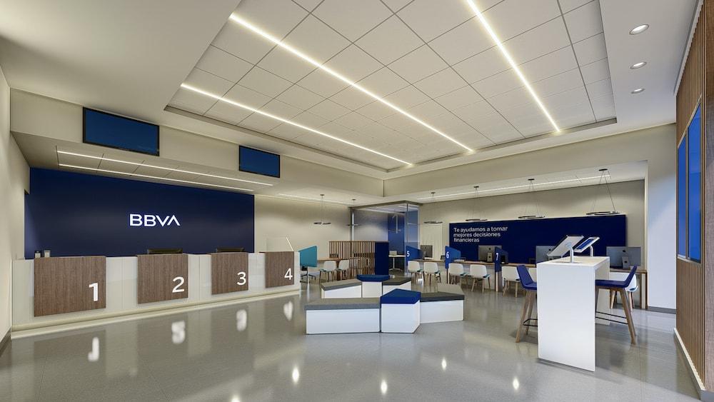 BBVA transformará sus oficinas bancarias en agencias digitales