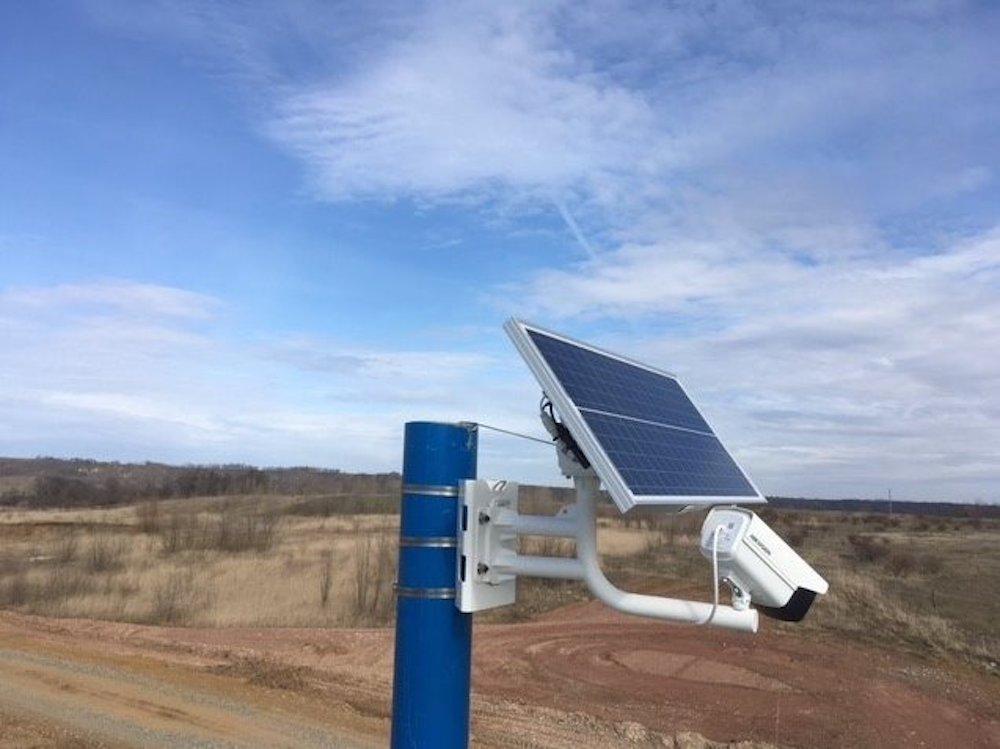 ¿Por qué utilizar cámaras de seguridad con energía solar?
