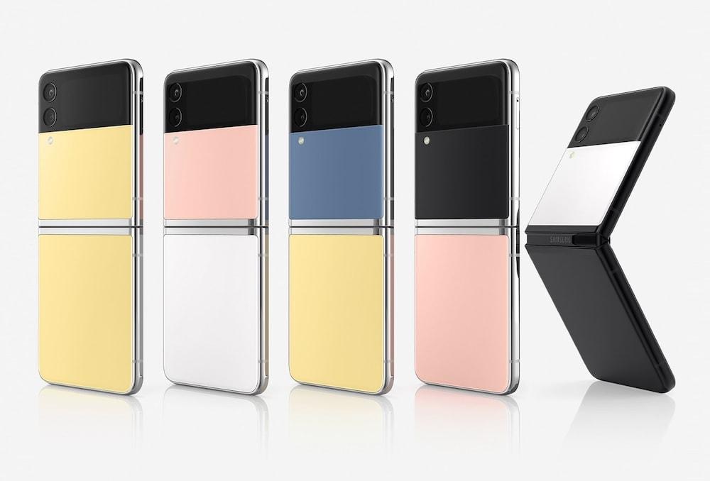 El nuevo Galaxy Z Flip3 Bespoke Edition