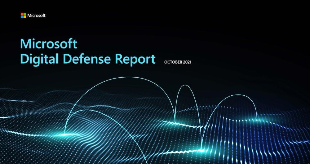 Informe anual de Defensa Digital de Microsoft