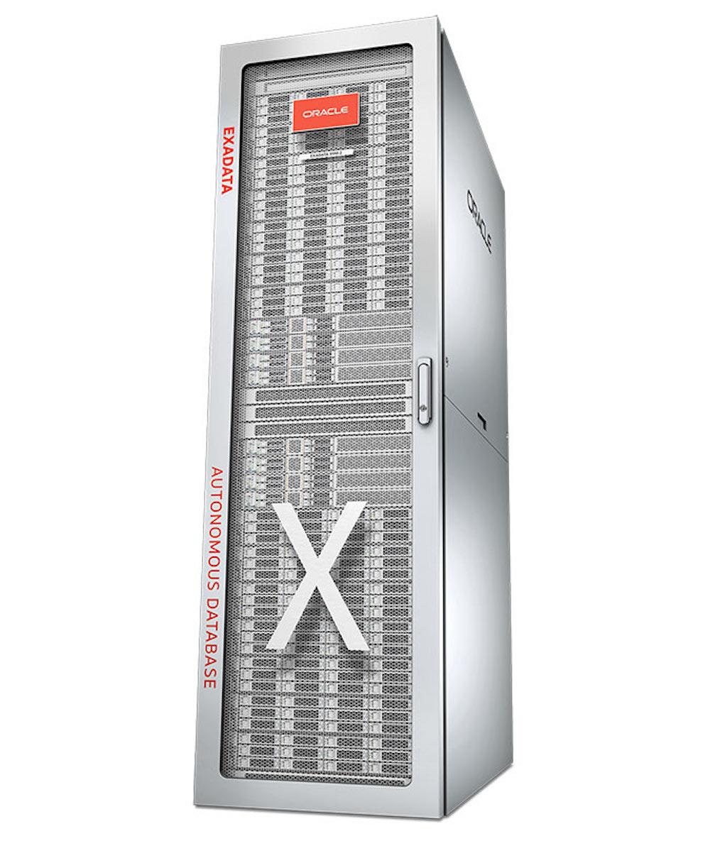 Oracle presenta las plataformas Exadata X9M de próxima generación