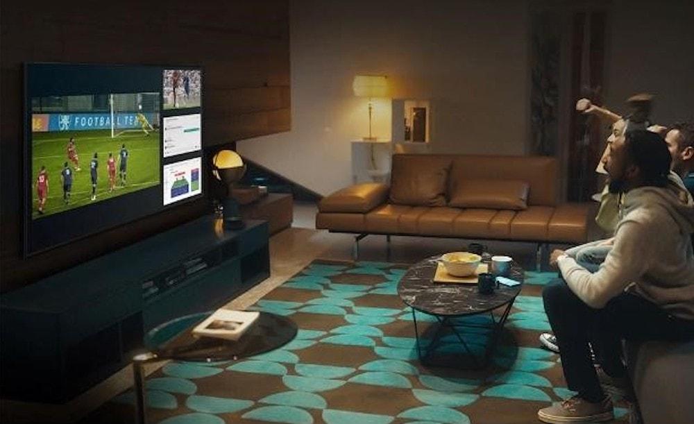 Samsung NEO QLED 8K y su experiencia de cine en casa